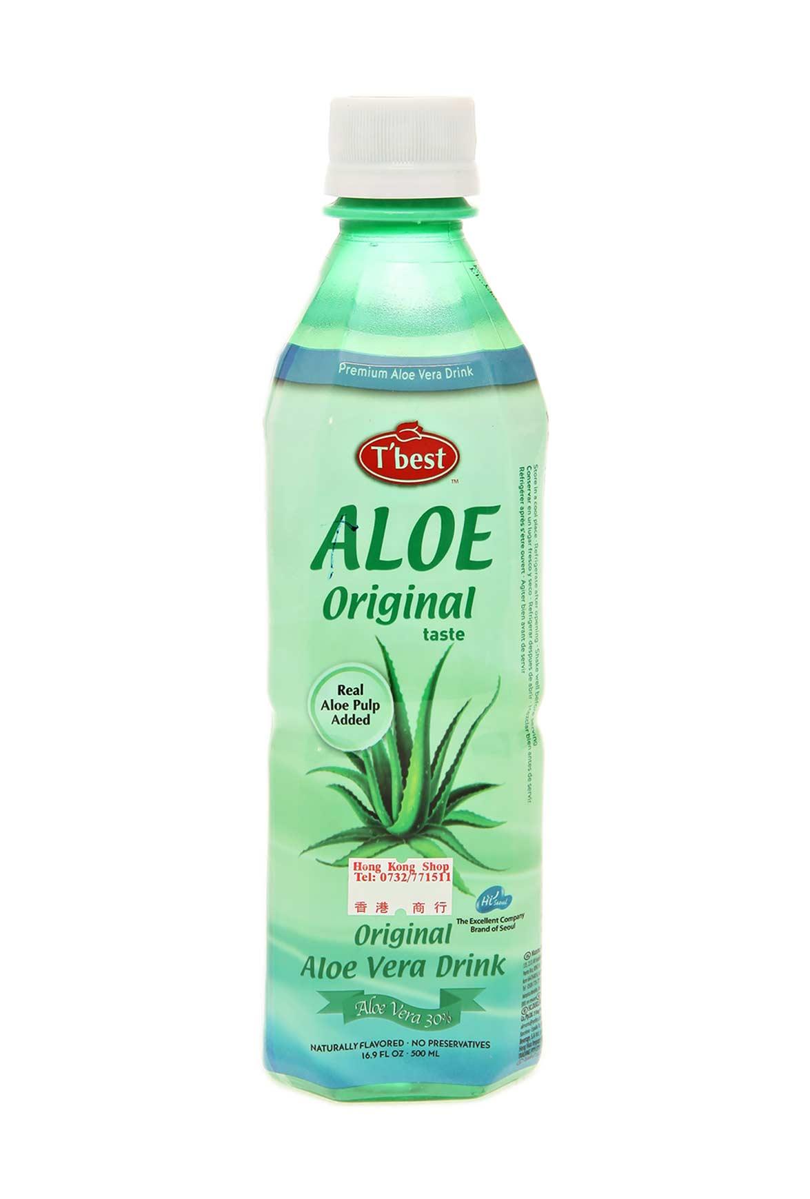 Aloe Vera Drink – Original 0,5L