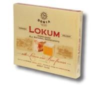 Lokum Donia – Rose & Zitrone